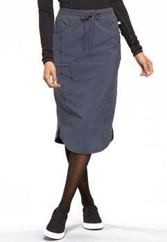 Infinity Antimicrobial Drawstring  Nurses Skirt*