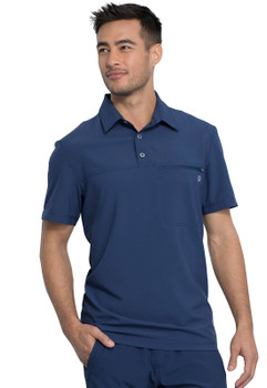 Infinity for MEN : Antimicrobial Protection V Neck Polo for Men*