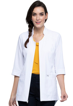 Infinity Women's Antimicrobial Zip Front Tunic*