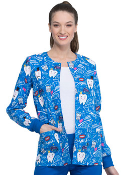 Perfect Smile Women's Warm Up Jacket