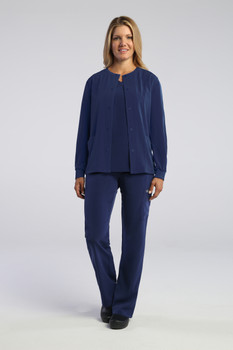 Elevate style 181501 by IRG : Women's snap front jacket*