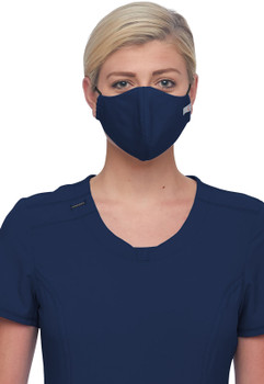 Antimicrobial with Fluid Barrier Face Mask*