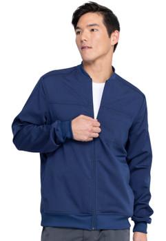 Dickies Balance : Men's Zip Front Scrub Jacket*