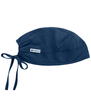 Adjustable Navy Blue Colored Scrub Cap - In Stock!