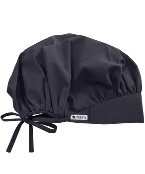 Adjustable Navy Colored Bouffant Scrub Cap - In Stock!