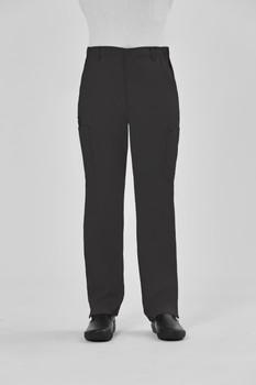 Men's Edge 6851 Scrub Pants by IRG Half Elastic waistband*