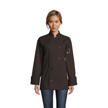 Orleans Long Sleeve Chef Coat*