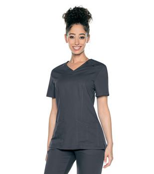 Aspire by Urbane Style 9103 : Women's V Neck Scrub Top*