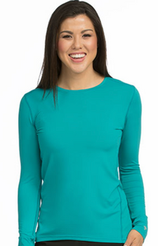MedCouture Long Sleeve Layering T