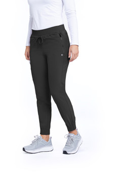 Barco ONE Wellness Antimicrobial :  Jogger Scrub Pant For Women BWP542*