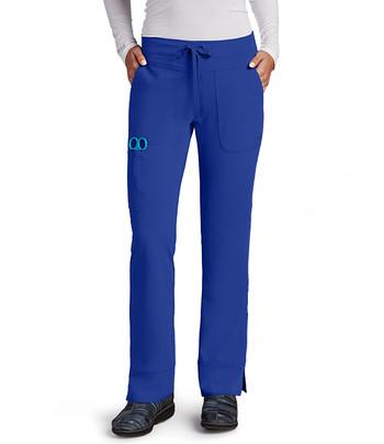 Greys Anatomy Signature : Stretch 3 Pocket Low Rise Cargo Scrub Pant For Women*