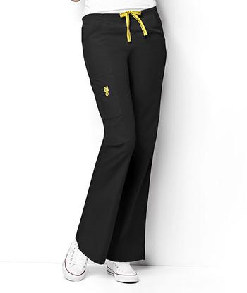 WonderWink Origins : The Romeo Drawstring Cargo Scrub Pants For Women 5026*