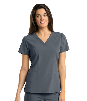 Barco ONE : 5105 V Neck Scrub Top For Women*