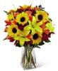 Harvest Heartstrings Bouquet
