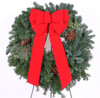 Fort Snelling Cementary Winter Wreath