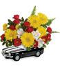67  Chevy Camaro  Bouquet