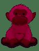 Love me Coco Singing Pink Monkey