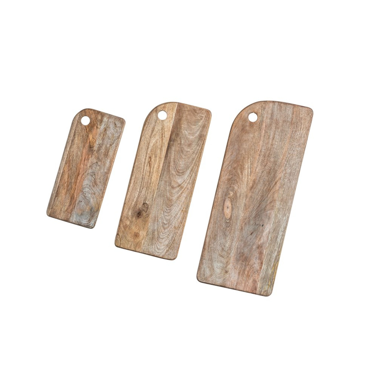 Retangular Mango Wood Cutting Board By Creative Co Op Sold Seperatly Df0585