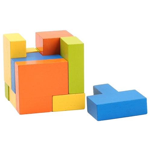 Color Wood Block Puzzle