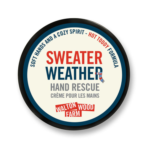 Sweater Weather Hand Rescue
