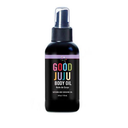 Body Oil Spray - Good Juju 4oz
