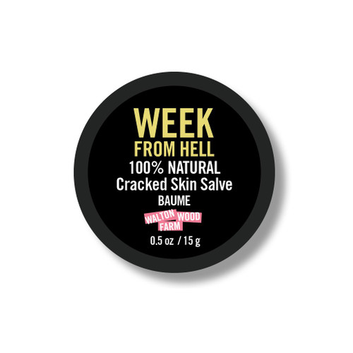 Week from Hell Salve .5 oz