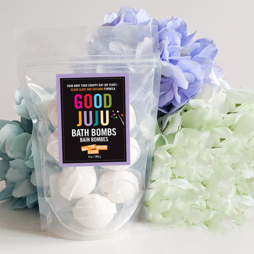 Good JuJu Bath Bombs - 7 pack minis