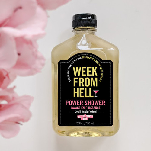 Power Shower - Week from Hell