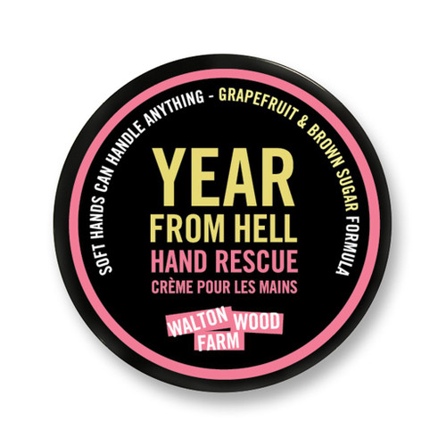 Year from Hell Hand Rescue - 4oz