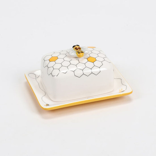 Bee Butter Dish