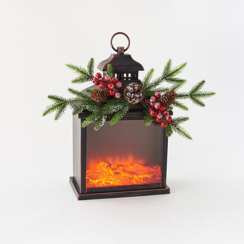 Fire Light Lantern