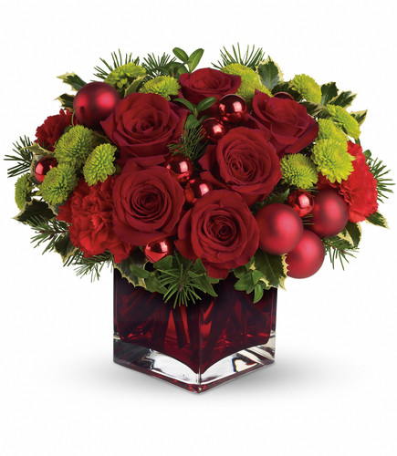 A Merry & Bright Bouquet