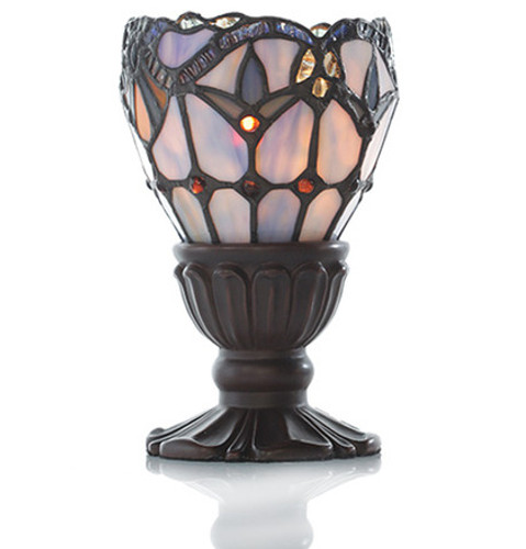 Light of Remembrance Blue Votive Lamp-