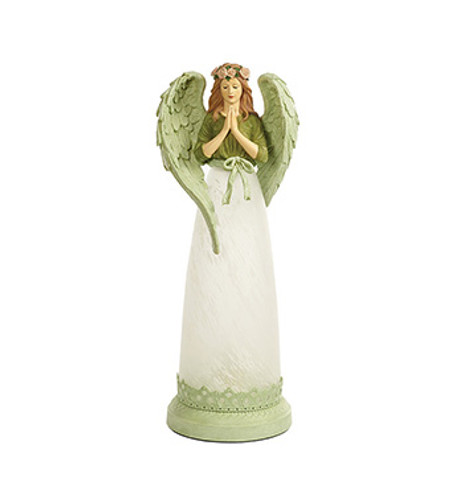 Glass Luminaire Angel Lamp