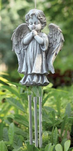 Praying Angel Windchimes