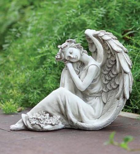 Sleeping Angel Statue