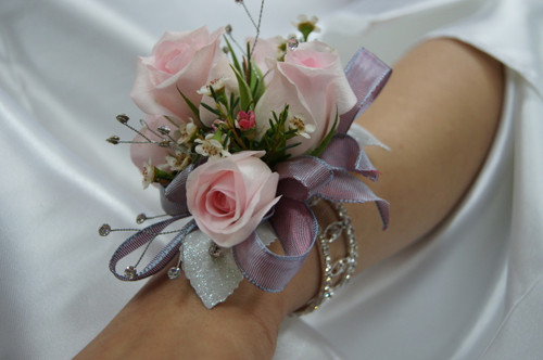 Custom Made -Uber Creative Blinged Out Corsages