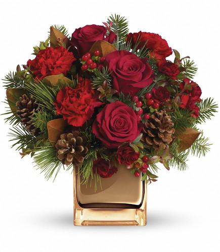 Warm Tidings Bouquet