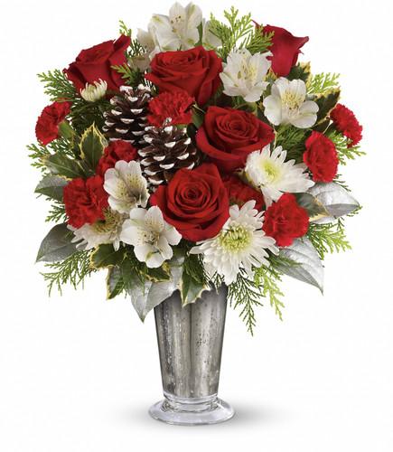 Timeless Cheer Bouquet