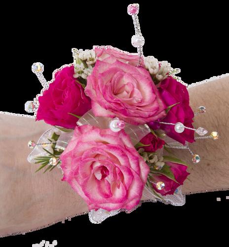 Custom Made - Rose Corsage