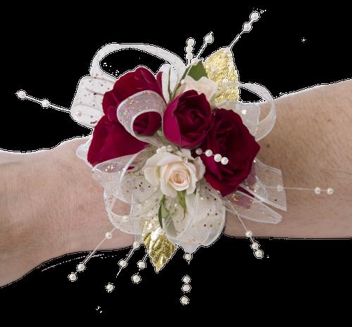 Custom Made - Rose Wrist Corsage