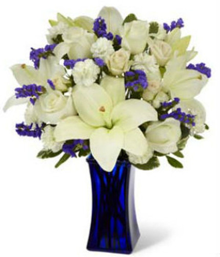 Beyond Blue Bouquet