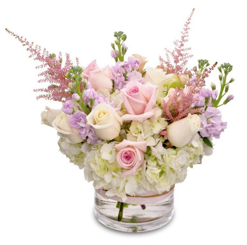 Spring's Pretty Pastel Bouquet