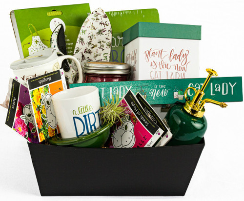 """I am a dirty girl!""  Garden & Plant Enthusiast Gift Box"