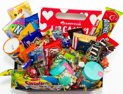 """Cavity Buster"" Junk Food Junkie Snack Box"