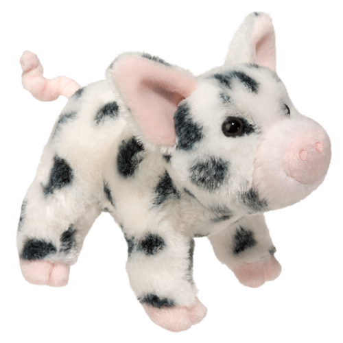 Leroy Black Spotted Pig By Douglas