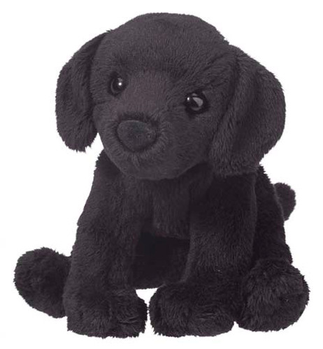 Lucy Black Labrador By Douglas