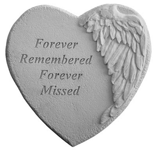 Forever Remembered...Memory Stone