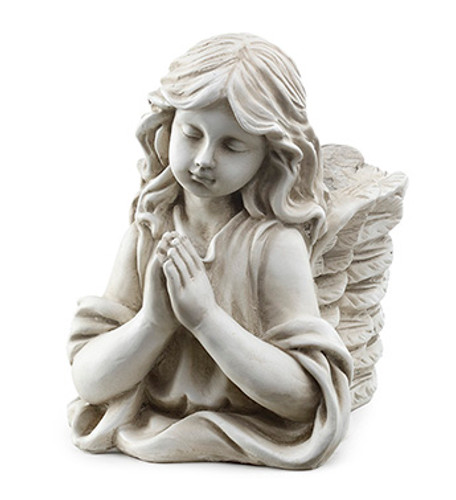 Praying Girl Planter