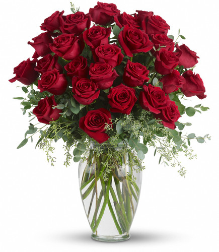Forever Beloved - 30 Red Roses
